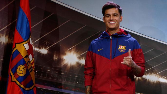 Покупка Филиппе Коутиньо стоила «Барселоне» всех средств втрансферном бюджете