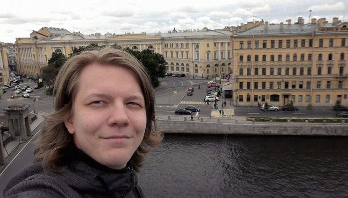 ВПетербурге найден мертвым известный русский блогер