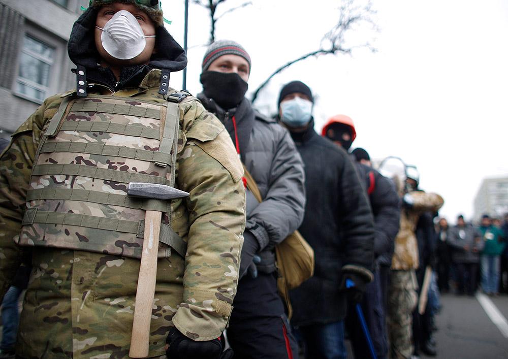 Главу ячейки «Свободы» в Полтавской области Украины задержали за заказ убийств