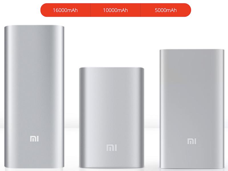 Новая линейка аккумуляторов Xiaomi стала гораздо компактнее предшественников