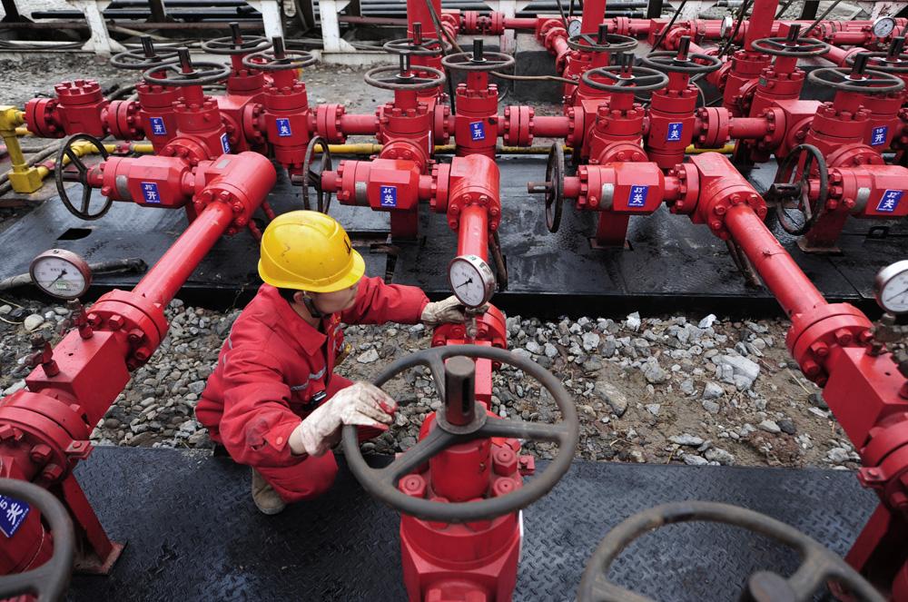 Российский газ попадет в Китай