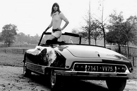 Джейн Биркин – сексуальный Citroen