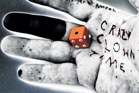 Альбом Дэвида Линча «Crazy Clown Time»