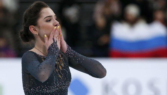 Русская фигуристка Медведева выиграла международный турнир вБратиславе