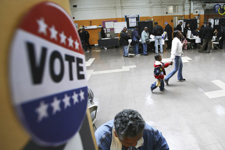 Простой выбор: Большинство американцев хотят выбирать президента прямым голосованием