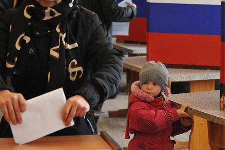 Вместе с президентом москвичи выберут местных депутатов