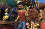 Кадры из мультфильма «Рио-2»