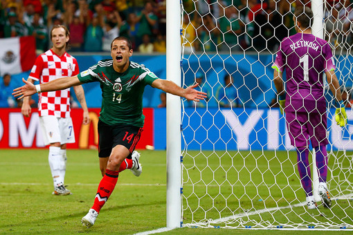 Матч Бразилия — Хорватия