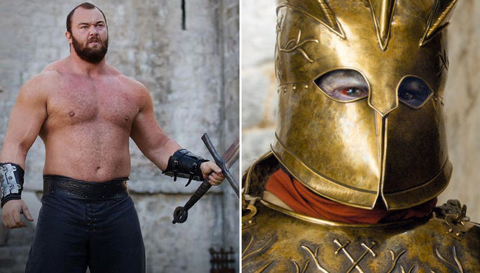 Исполнитель роли Горы в телесериале  «Игра престолов» приедет в столицу России