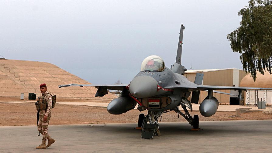 Иракские ВВС нанесли удар попозициям террористов вСирии