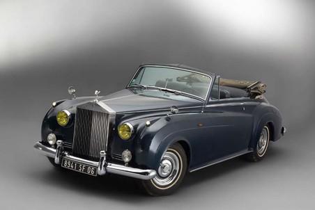 Брижит Бардо и Rolls-Royce