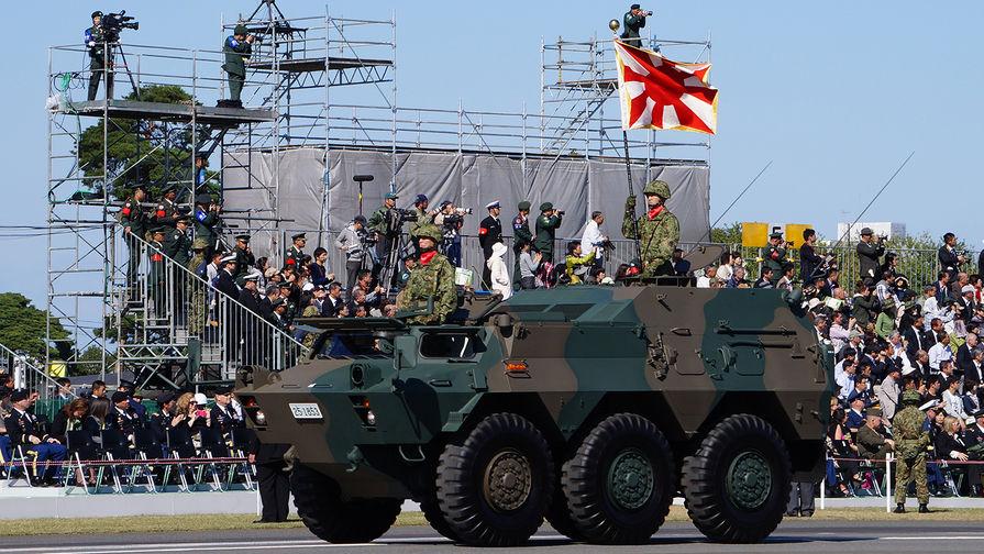Армия Японии придет на помощь США