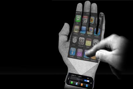 Apple проводит тестирование прототипов нательных устройств передающих информацию в другие гаджеты