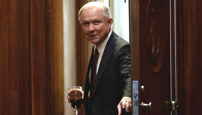 Генеральный прокурор США вкоторый раз подвергся критике Трампа
