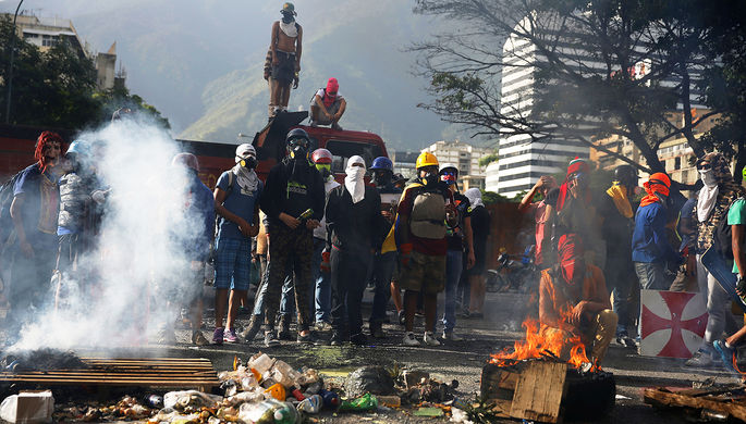 Руководство Венесуэлы продолжит переговоры соппозицией вДоминиканской республике