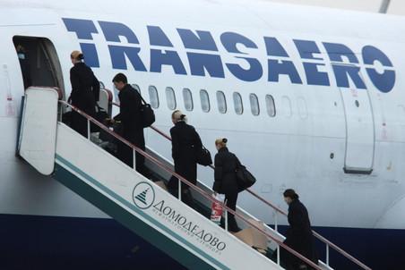 Трансаэро разрешили несколько рейсов в Италию