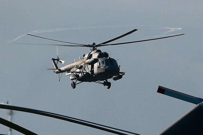 Вэкстренных службах Чечни проинформировали ободном выжившем вкрушении вертолета