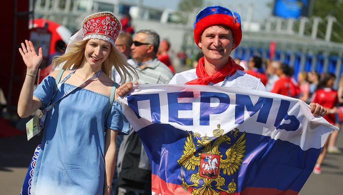 Вовремя ЧМ-2018 Санкт-Петербург посетят как минимум 400 тыс. болельщиков