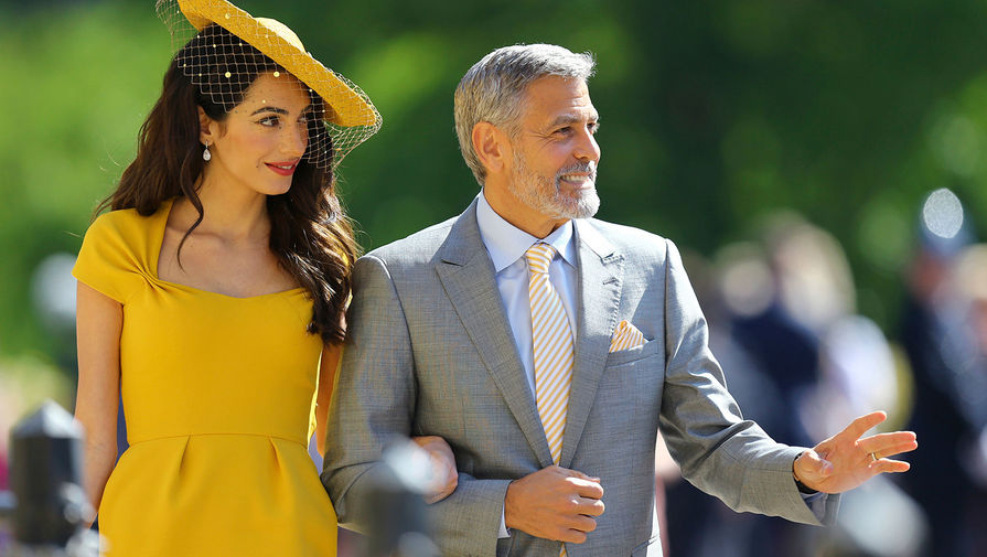 Джордж Клуни— награни развода | socportal