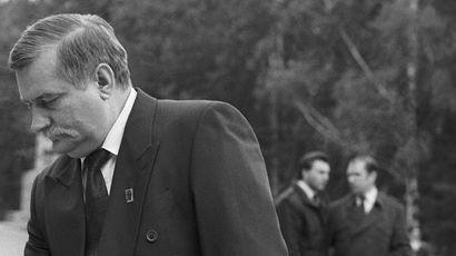 Лех Валенса и другие политики, уличенные в связях с КГБ