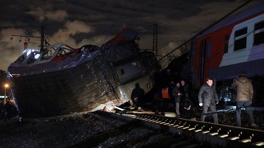 Движение наМЖД после столкновения поездов восстановлено
