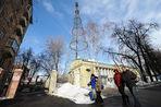 Минкультуры не даст Минкомсвязи разобрать Шуховскую башню на Шаболовке