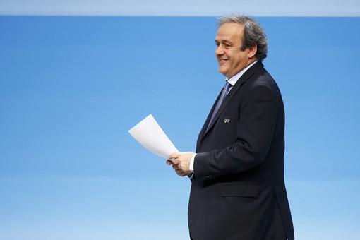 Платини переизбран на пост главы УЕФА