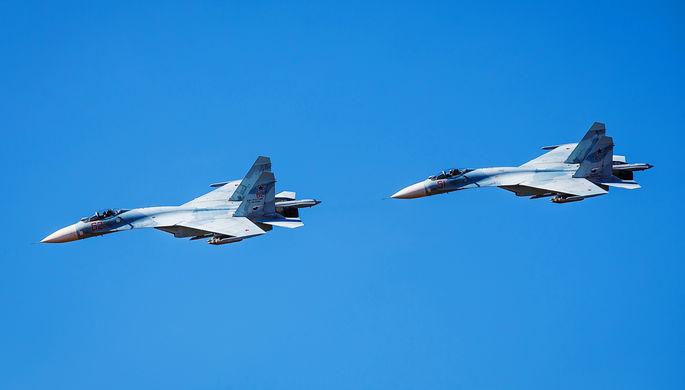 «Cамолет, который ужасает НАТО»: NI поведало о русском Су-27