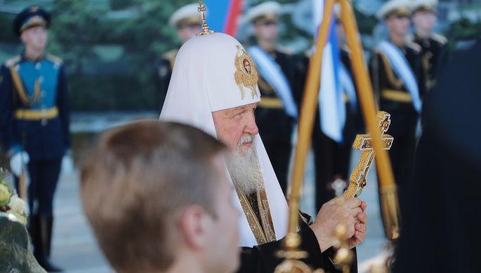 Патриарх Кирилл: Попытки сломать  единство Русской церкви закончатся  проигрышем
