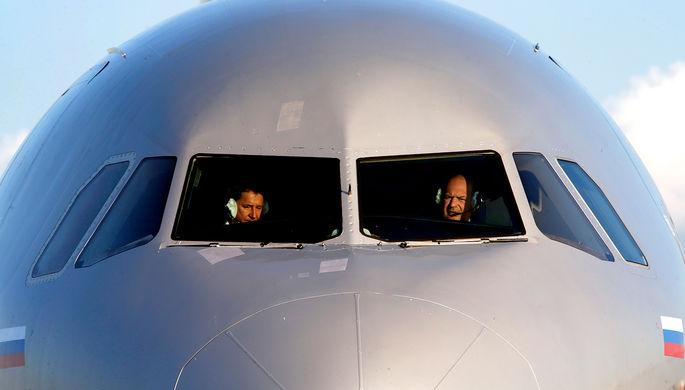 ВМинтрансе прокомментировали сообщения оштрафах Украинского государства русским авиакомпаниям