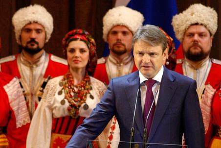Александр Ткачев объяснил формирование казачьей полиции на Кубани