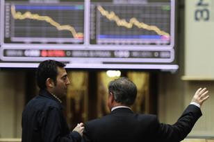 Сбой на бирже