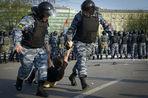 Крупнейшие международные правозащитные организации создали комиссию для расследования событий 6 мая на Болотной площади