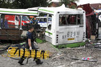 Предполагаемый виновник гибели 18 человек в ДТП в Новой Москве не смог дать показания следствию