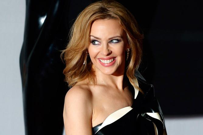 Кайли Миноуг (Kylie Minogue) - музыкальный портал о