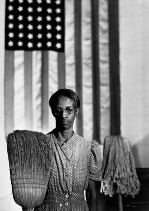 ������ �����. ������������ ������, ���������, ����� ��������, 1942. © The Gordon Parks...