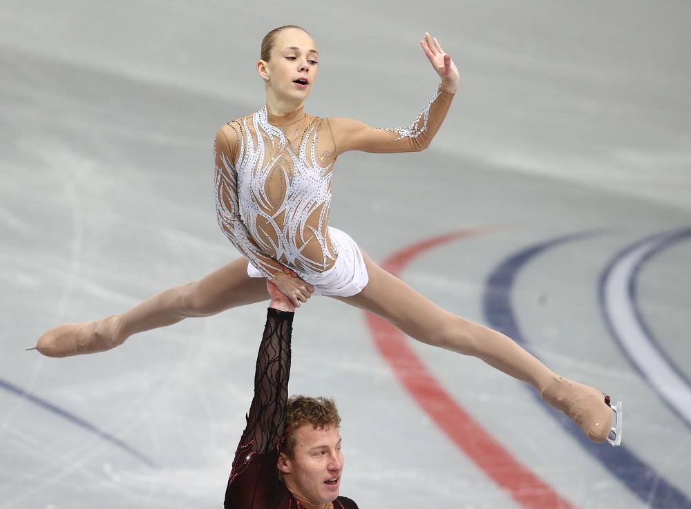 Фигуристка Юлия Антипова попала в больницу из-за анорексии - Газета.Ru Спорт