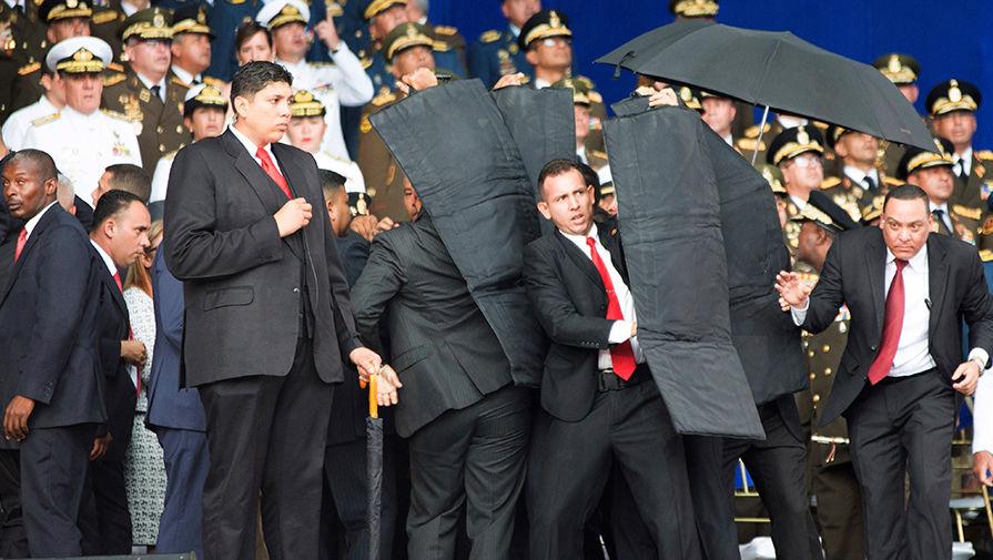 При покушении наМадуро могли уничтожить сотни человек— МИД Венесуэлы