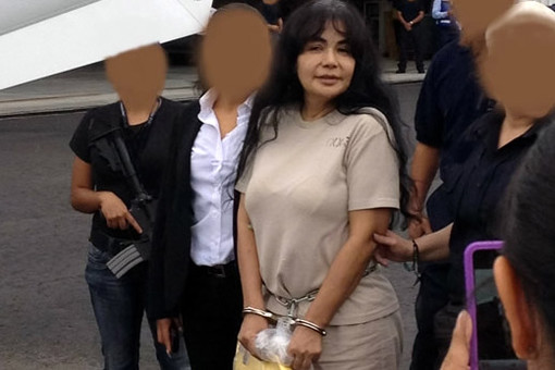 Сандра Авила Белтран осуждена в США на 70 месяцев
