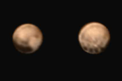NASA: Наповерхности Плутона зонд New Horizons обнаружил метан