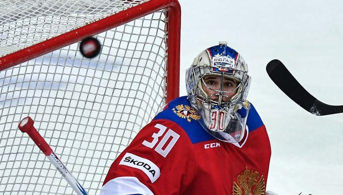 Сборная РФ обыграла команду Чехии вматче шведского этапа Евротура