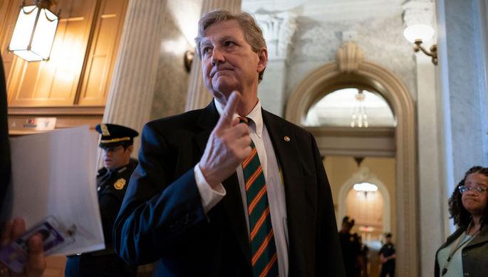 Прибывший в РФ «смиром» конгрессмен США грозит «драконовской расправой»