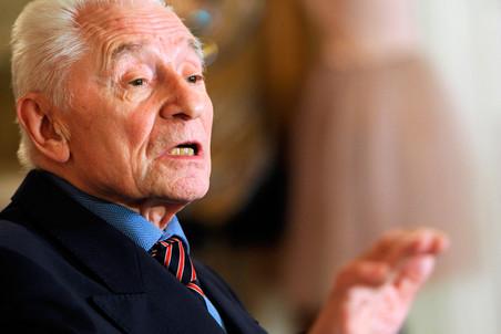 Юрий Григорович отметил 85-летие на сцене Большого театра