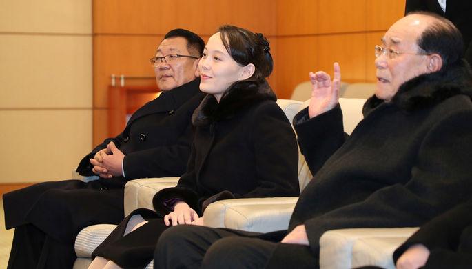 Ким Чен Ынпригласил навстречу президента Южной Кореи