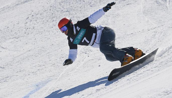 Русский сноубордист Вик Уайлд непробился вчетвертьфинал Олимпиады