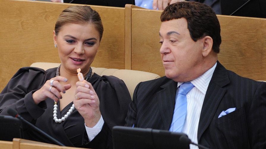 Алина Кабаева родила двойню&nbsp