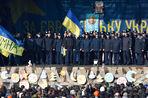 Как львовская милиция переходила на сторону защитников «евромайдана» в Киеве — подробности в репортаже «Газеты.Ru»