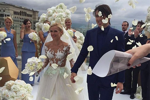 максим траньков и татьяна волосожар свадьба фото