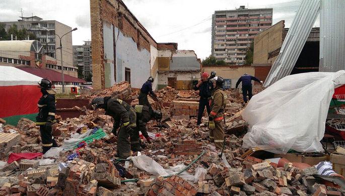 Владельца рухнувшего кинотеатра вБалашихе освободили взале суда