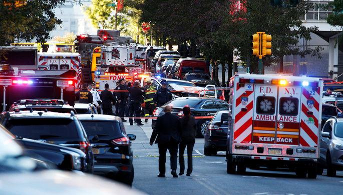ВСША закончили поиски 2-го подозреваемого внью-йоркском теракте